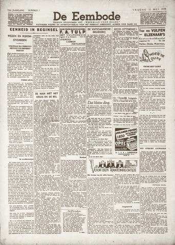 De Eembode 1939-05-12
