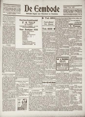 De Eembode 1936-01-17