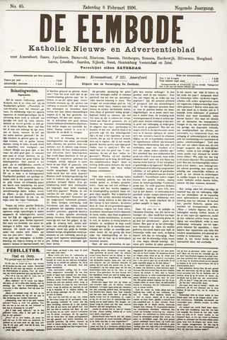 De Eembode 1896-02-08