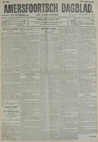 Amersfoortsch Dagblad / De Eemlander 1917-01-26