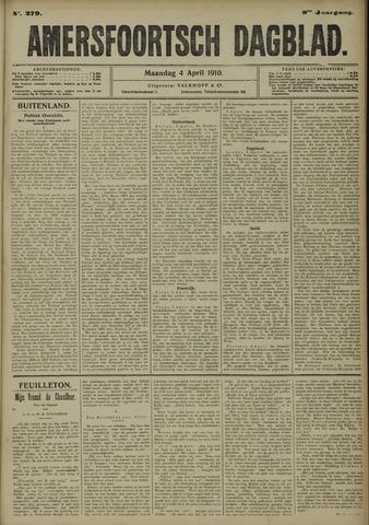 Amersfoortsch Dagblad 1910-04-04