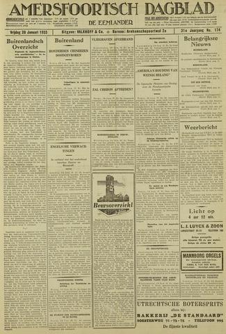 Amersfoortsch Dagblad / De Eemlander 1933-01-20