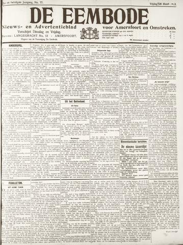 De Eembode 1913-03-28