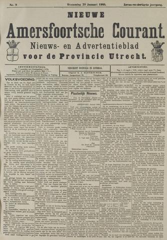 Nieuwe Amersfoortsche Courant 1908-01-29