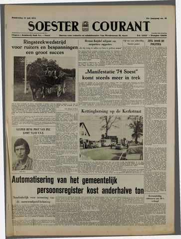Soester Courant 1974-07-11