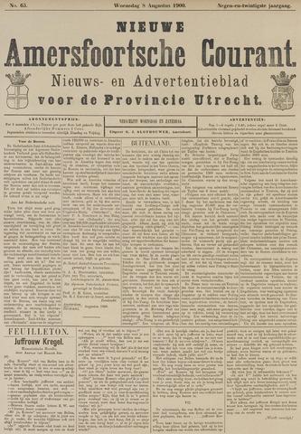 Nieuwe Amersfoortsche Courant 1900-08-08