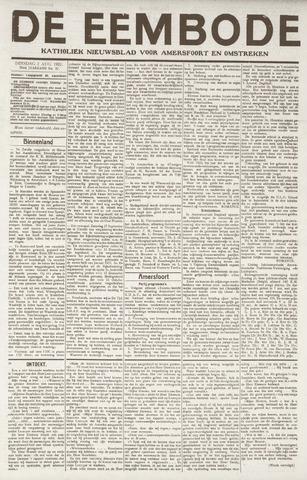 De Eembode 1921-08-02