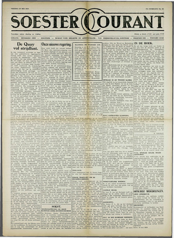 Soester Courant 1959-05-29