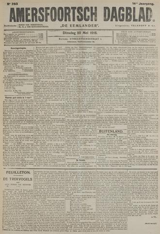 Amersfoortsch Dagblad / De Eemlander 1916-05-30
