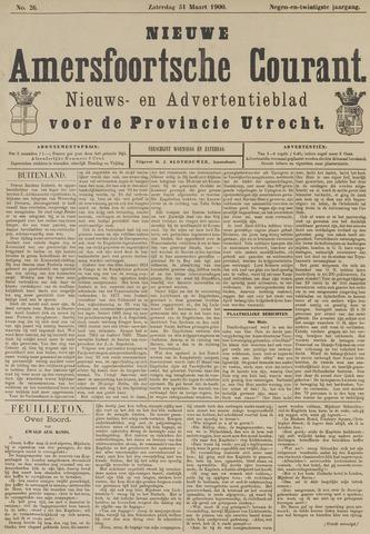 Nieuwe Amersfoortsche Courant 1900-03-31