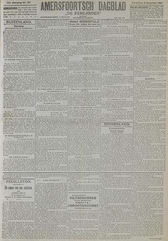 Amersfoortsch Dagblad / De Eemlander 1921-12-08