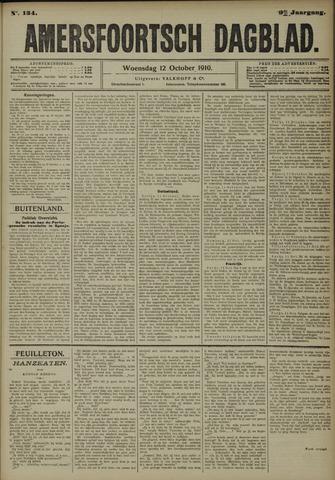 Amersfoortsch Dagblad 1910-10-12