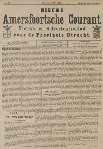 Nieuwe Amersfoortsche Courant 1906-05-12