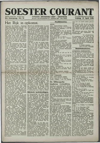 Soester Courant 1946-04-12