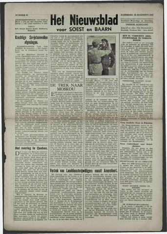 Soester Courant 1943-08-28