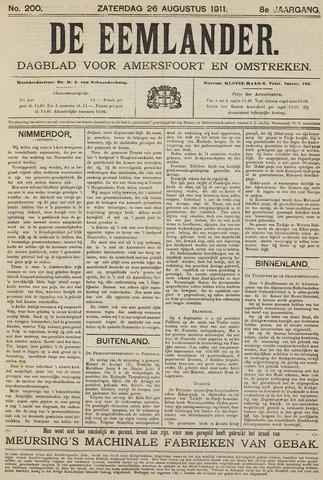 De Eemlander 1911-08-26