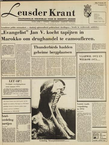 Leusder Krant 1972-12-29