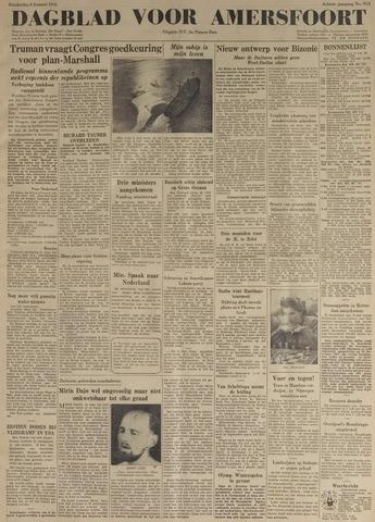 Dagblad voor Amersfoort 1948-01-08