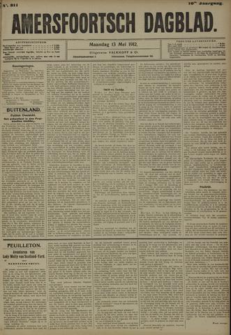 Amersfoortsch Dagblad 1912-05-13