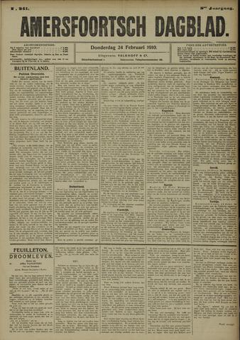 Amersfoortsch Dagblad 1910-02-24