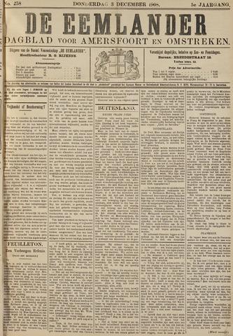 De Eemlander 1908-12-03