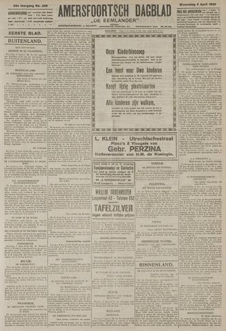 Amersfoortsch Dagblad / De Eemlander 1925-04-08
