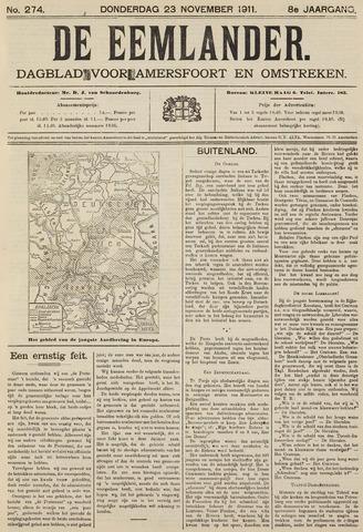 De Eemlander 1911-11-23