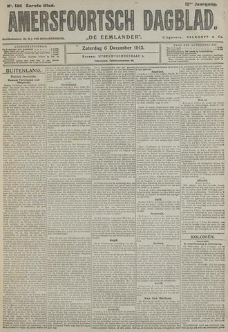 Amersfoortsch Dagblad / De Eemlander 1913-12-06