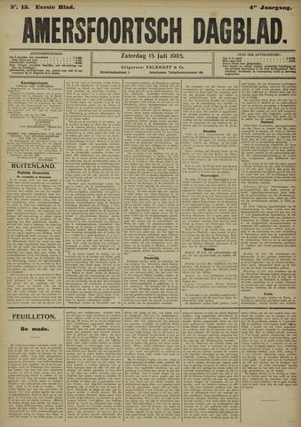 Amersfoortsch Dagblad 1905-07-15