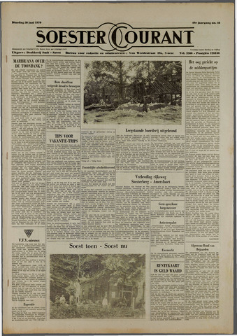 Soester Courant 1970-06-30