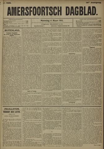 Amersfoortsch Dagblad 1912-03-04
