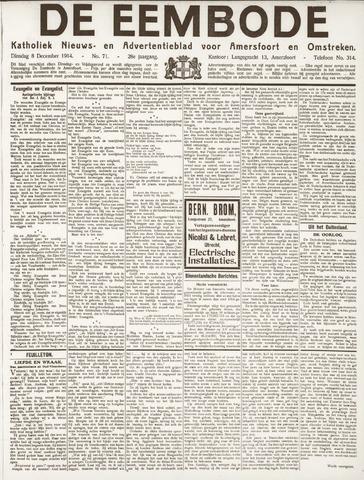 De Eembode 1914-12-08