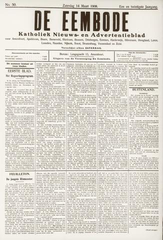 De Eembode 1908-03-14