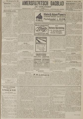 Amersfoortsch Dagblad / De Eemlander 1925-01-12