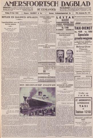 Amersfoortsch Dagblad / De Eemlander 1935-05-24