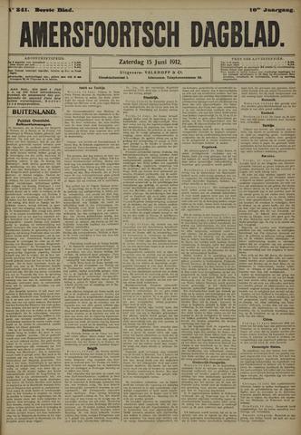 Amersfoortsch Dagblad 1912-06-15