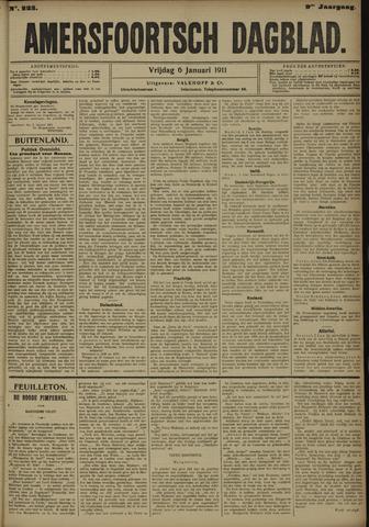 Amersfoortsch Dagblad 1911-01-06