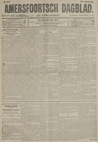 Amersfoortsch Dagblad / De Eemlander 1917-05-29