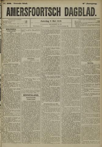 Amersfoortsch Dagblad 1908-05-09