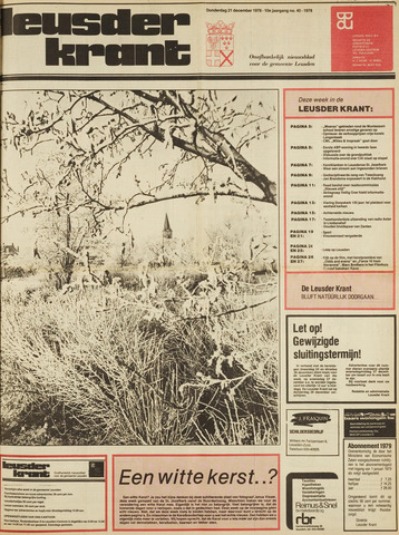 Leusder Krant 1978-12-21