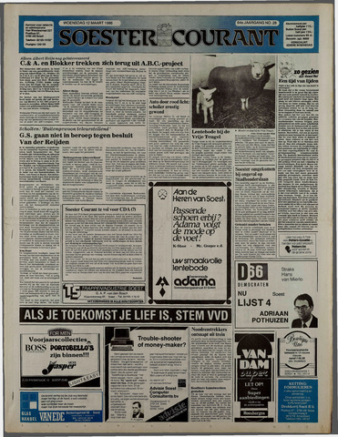 Soester Courant 1986-03-12