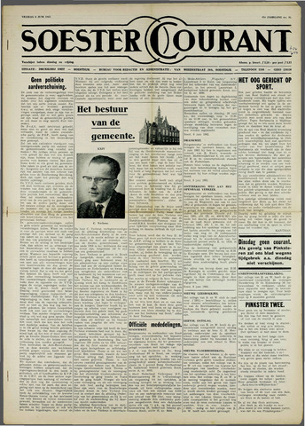 Soester Courant 1962-06-08