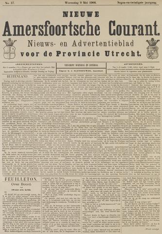 Nieuwe Amersfoortsche Courant 1900-05-09