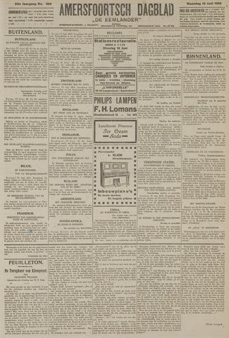 Amersfoortsch Dagblad / De Eemlander 1925-06-15