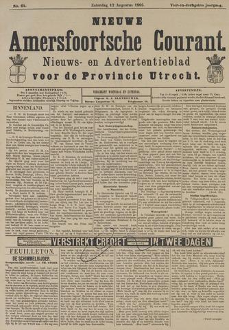 Nieuwe Amersfoortsche Courant 1905-08-12