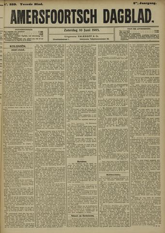 Amersfoortsch Dagblad 1905-06-10