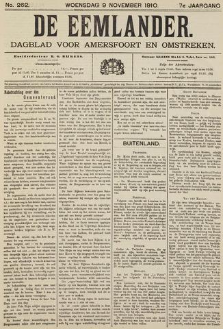 De Eemlander 1910-11-09