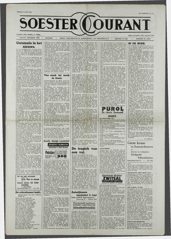 Soester Courant 1954-06-25