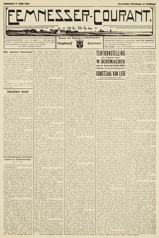 Eemnesser Courant 1924-06-17