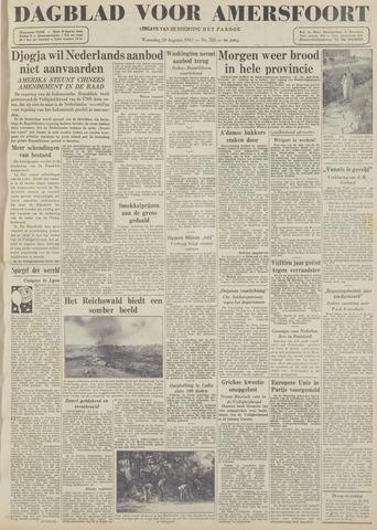 Dagblad voor Amersfoort 1947-08-20
